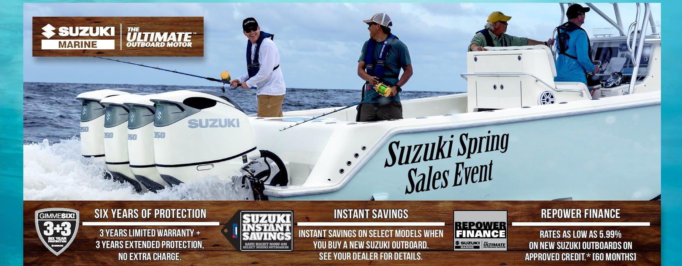 suzuki promo